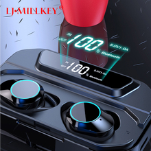 TWS 5.0 Wireless Bluetooth Earphone Stereo Earbud Headset With Charging Box For All Bluetooth tablet Smart phone earphone YZ276 tws 5 0 wireless bluetooth earphone stereo earbud headset with charging box for all bluetooth tablet smart phone earphone yz268