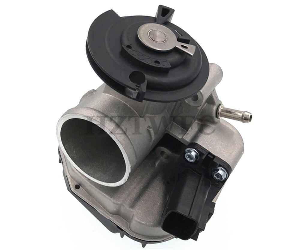 High Quality For Deawoo For Chevrolet Matiz Spark M200 1.0 Throttle Body Assembly 96439960 deawoo excavator throttle sensor dh stepper motor throttle position sensor excavator spare parts