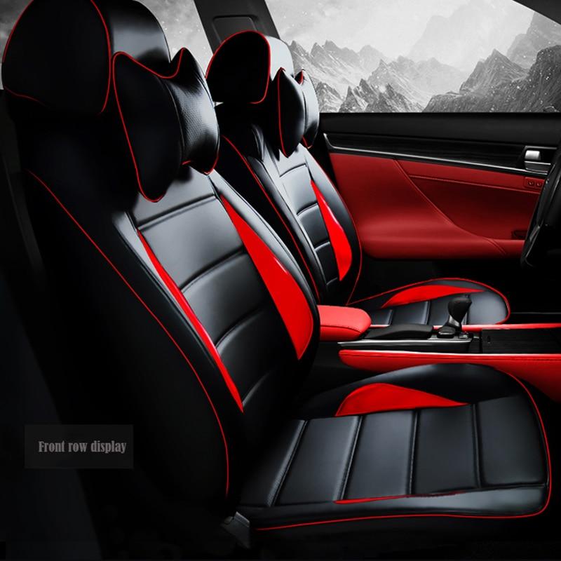 Custom Made Car Seat Cover For Benz Bmw Audi Jaguar