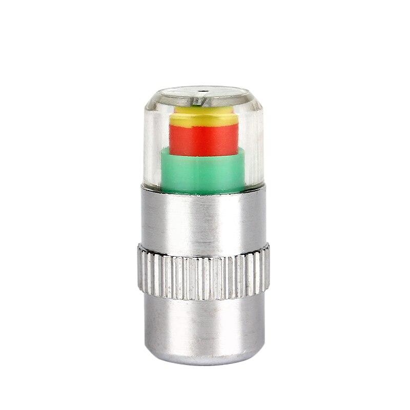 4pcs/lot  Valve Stem Cap Sensor Indicator Hot  2.4bar 36PSI  3 Color Alert  New Car Accessories Car Tyre Tire Pressure Monitor 14