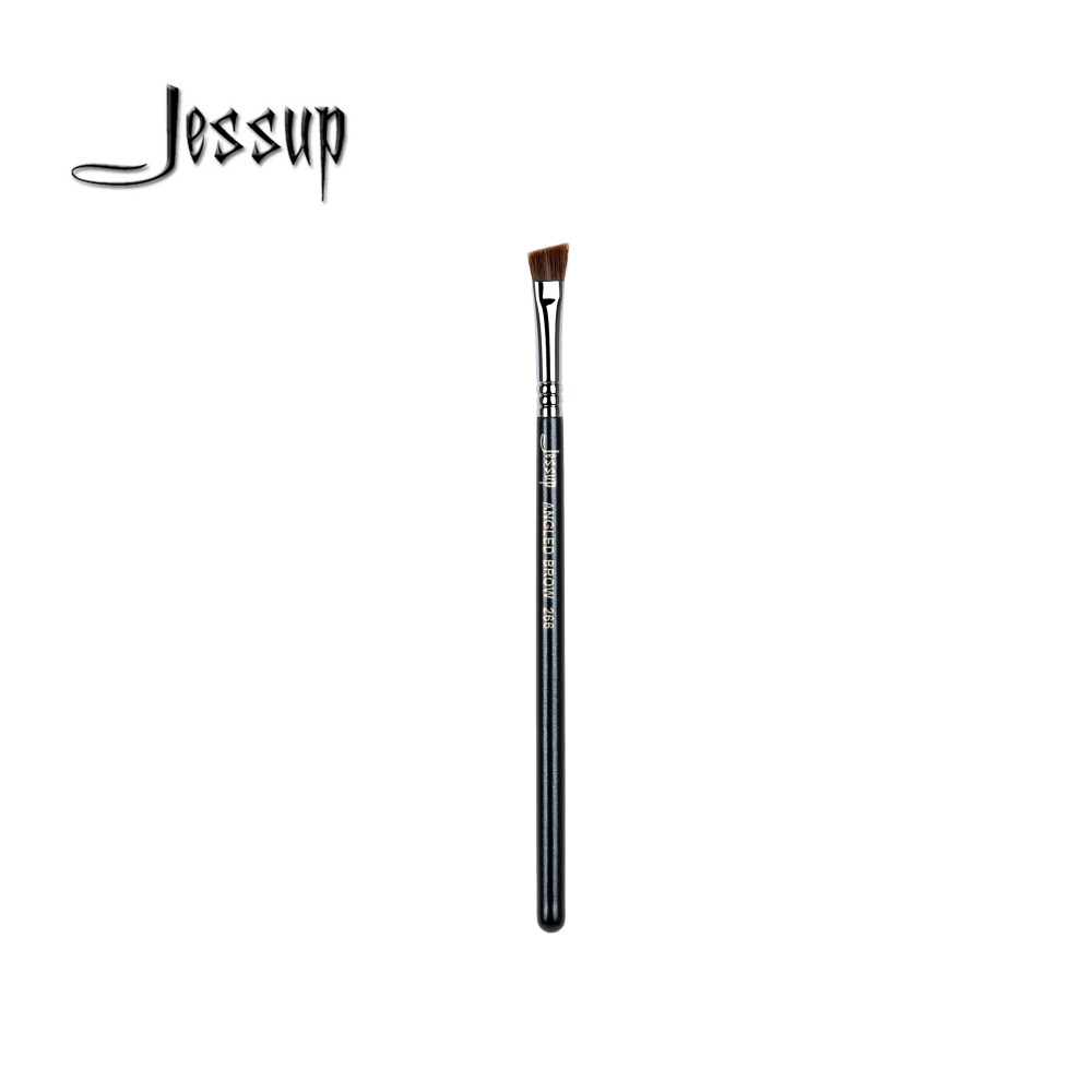 Jessup High Quality Materials Professional Face brush Makeup brushes Angled Brow brush 266 top quality foundation brush angled makeup brush
