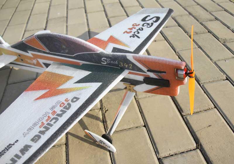 Balsa Wood Flying Gliders for Kids Adult Outdoor Sport 3D Jigsaw