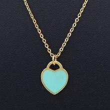 Модный бренд женские золотые ювелирные изделия высокое качество