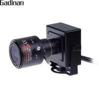 GADINAN H.264 720 P 1.0MP/H.265 1080 P 2.0MP מצלמת ip מיני ONVIF P2P 2.8-12 מ