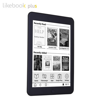 BOYUE Likebook Plus 7.8 inch Carta Screen e-book Reader 300PPI 1404*1872 16G Touch ANDROID Bluetooth Backlight ebook ereader Весы