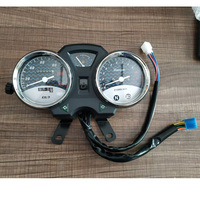 Original Motorcycle Speed Meter Motorcycle Mileage Meter For Haojue HJ125 8/ 8E/GN125 2F Motorcycle Instrument Assembly