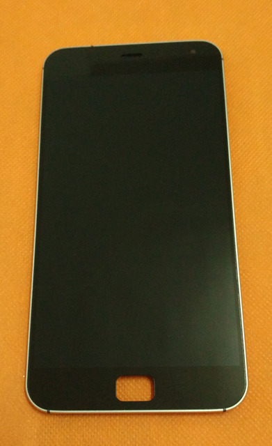 """Used 100% Original LCD Display + Touch Screen digitizer+Frame for Meizu MX4 Pro M462  Octa Core 5.5"""" 2560x1536  Free Shipping"""