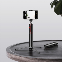 Bluetooth Selfie Stick Handheld Smart Phone Camera Selfiestick Holder with Wireless Remote For iPhone Samsung Huawei