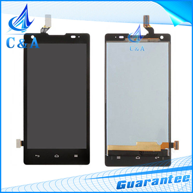 1 piece tested free shipping replacement repair parts 5 inch screen for Huawei Ascend G700 lcd display with touch digitizer