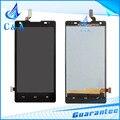 1 unidades probado envío libre de reparación de piezas de reemplazo de 5 pulgadas pantalla lcd con el digitizador de la pantalla para Huawei Ascend G700