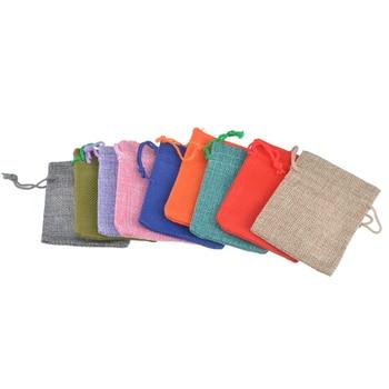5b1ff59fb Color mezclado joyería bolsa de paquete de bolsillo y de boda decoraciones  de la fiesta de los niños regalos de navidad Navidad de 25 piezas