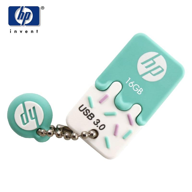 HP x778w USB Flash Drive 16 GB usb 3.0 კალამი - შემნახველი წყაროები - ფოტო 1
