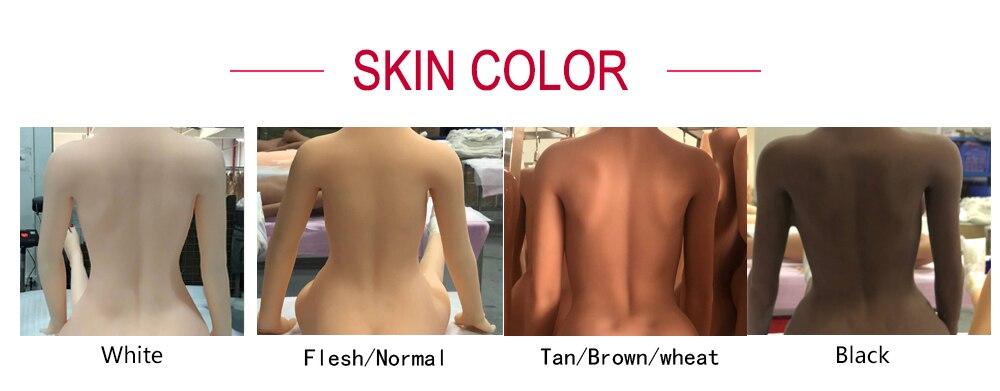 6YE skin color