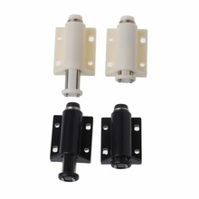 Latches Open Push Cupboard-Door Magnetic-Touch Invisibility 2pcs/Set