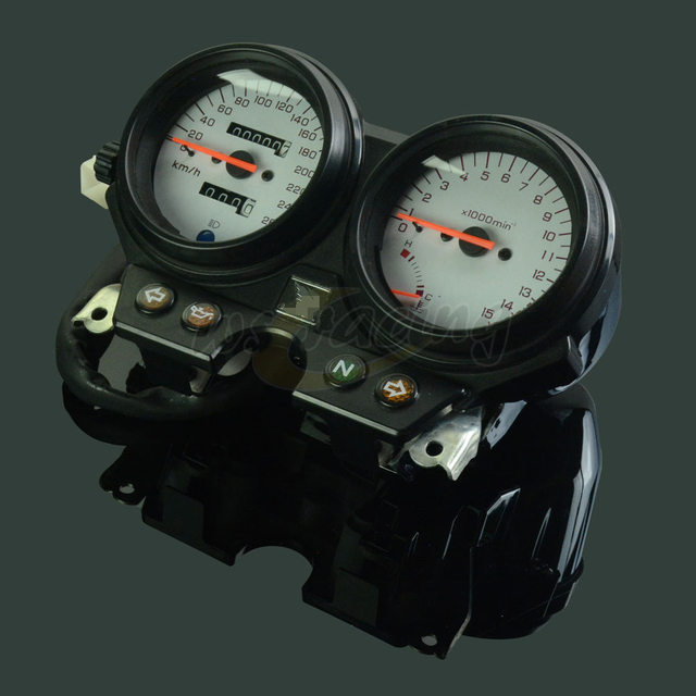 Tachymètre de moto compteur kilométrique Instrument indicateur de vitesse compteur de groupe pour HONDA CB600 Hornet 600 96-02 96 97 98 99 00 01 02