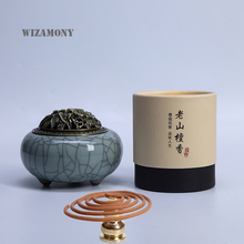 2016 Tea Beauty Sandalwood Stick Incense and Cense Group Suitable for Living Room Chinese Incense For Therapeutic Light Smell
