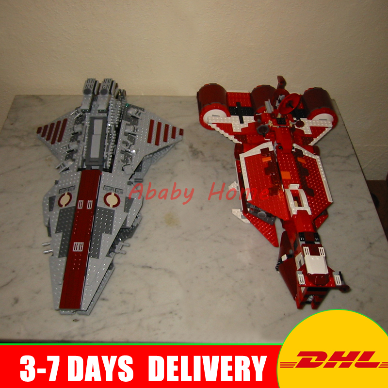 2pcs/lot Lepin Star Series Wars 05042 + 05070 Building Blocks Brick Educational Children Toy Model Gifts Compatible 8039 7665 lepin 05070 star series the republic toy cruiser set children educational building blocks bricks wars toys model legoingys 7665