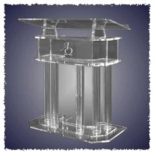 Pulpit Furniture Beautiful 3 Tier Acrylic Podium Pulpit Lectern Acrylic Pulpit Crystal Pulpit