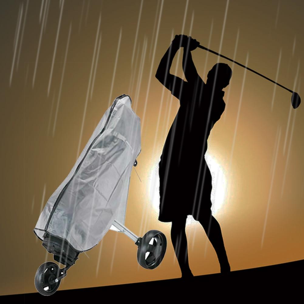 Store Rainproof Rod Protector Supplies Wear Resistant PVC Bag Shield Outdoor Golf Rain Cover Antistatic Waterproof Dustproof