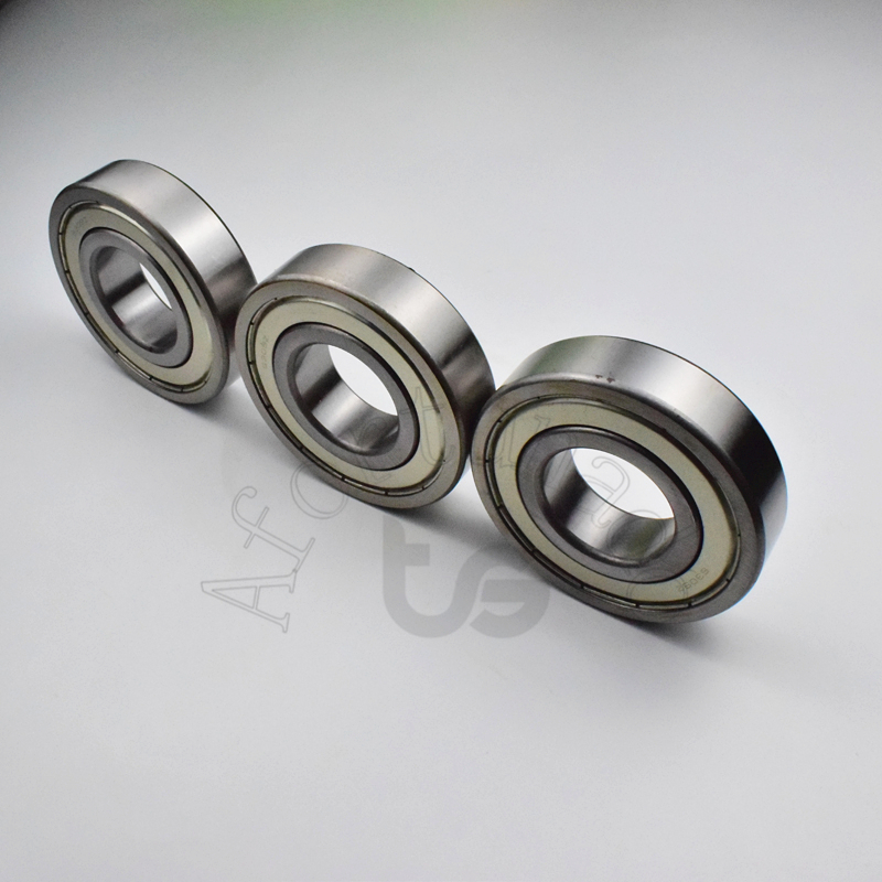 6309ZZ 45*100*25mm 1Piece free shipping bearing 6309 chrome steel deep groove bearing 6309ZZ 1piece 100