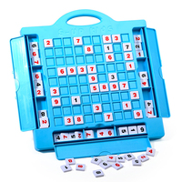 32cm Sudoku Cube Number Game Sudoku Puzzles for Kids Adult Math Toys Jigsaw Puzzle Table Game Children Learning Educational Toys