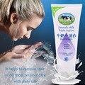 Milk Unisex Facial Skin Cleaning Moisturizing Cleaning Cream Skin Whitening Nourish Cleaning Cream Wash