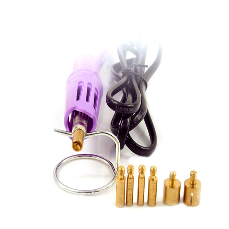 Arts Crafts Sewing Hotfix Rhinestone Applicator Machine Hot fix Iron Heat Tool For Clothes Sewing Tools Accessory Soldering Iron