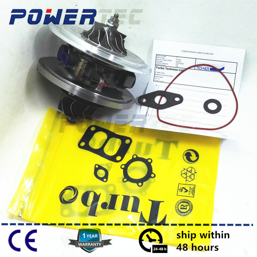 GT1749V Core turbo cartridge for Fiat Stilo 1.9 JTD 16V JTD Multijet 150HP - CHRA turbine  760497-0001 760497 71793947