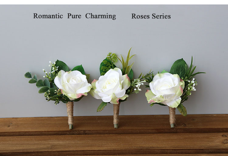 wedding corsages boutonnieres  (12)