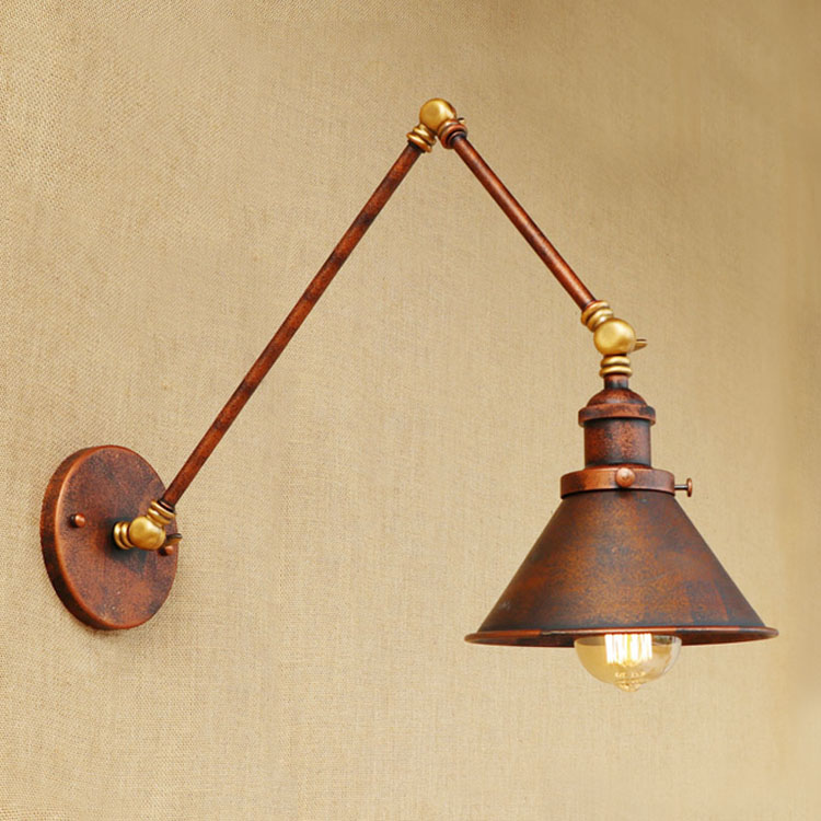 edison lampada de parede estilo loft luminaria 04