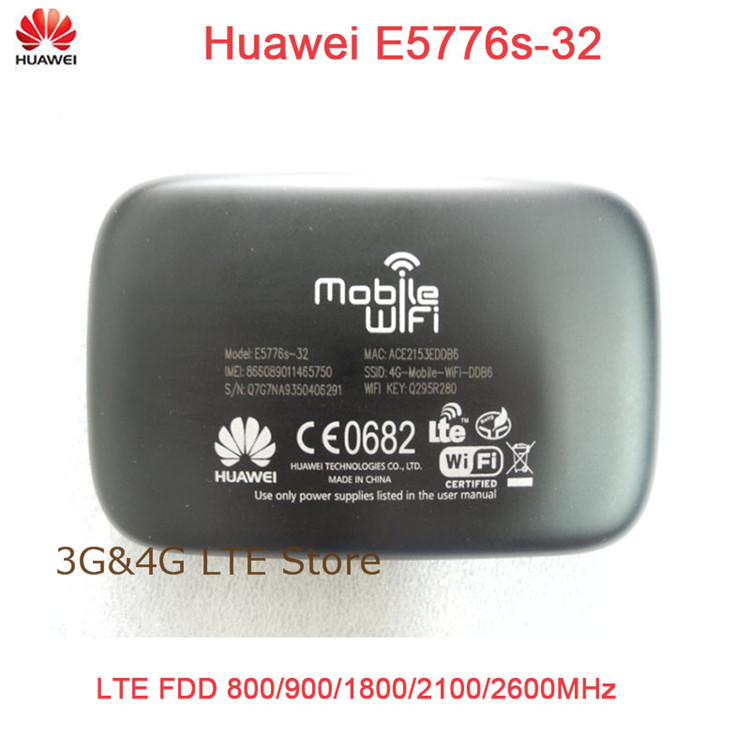 Huawei E5878s 32 150mbps Unlock 4g Lte Wifi Wireless – Quotes of the Day