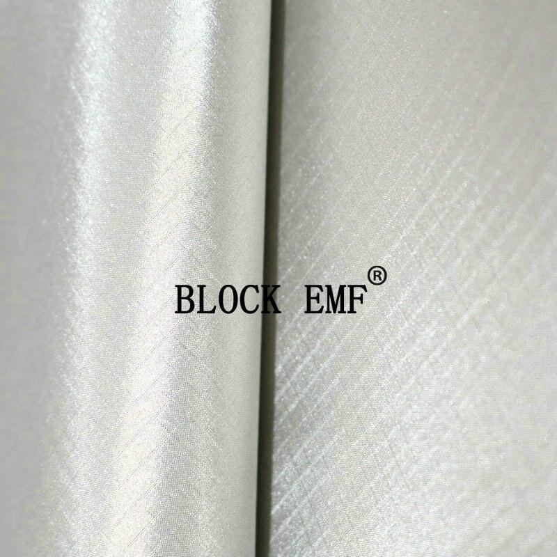 Tovární přímý prodej vojenské EMF EMI RFID EMR stínící radiační textilie
