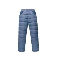 Chaud Hiver Enfants Vêtements Enfants En Bas du Pantalon de Bébé Garçons Et Filles Casual Sport Pantalon Enfants En Bas Coton Chaud Leggings