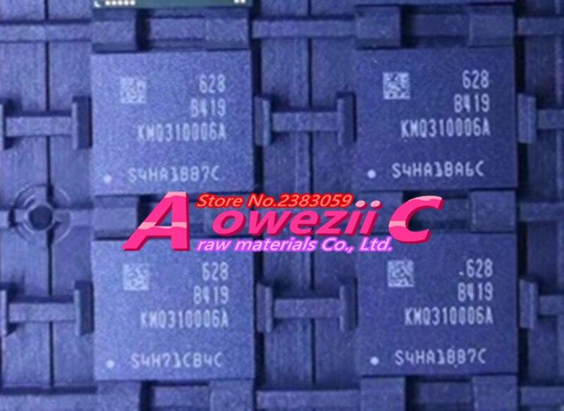 Aoweziic (1PCS) (2PCS) (5PCS) (10PCS) 100% new original KMQ310006A-B419 BGA Memory chip KMQ310006A B419 aoweziic 1pcs 2pcs 5pcs 10pcs 100% new original klmag2geac b001 bga memory chip klmag2geac b001 emmc font 16gb