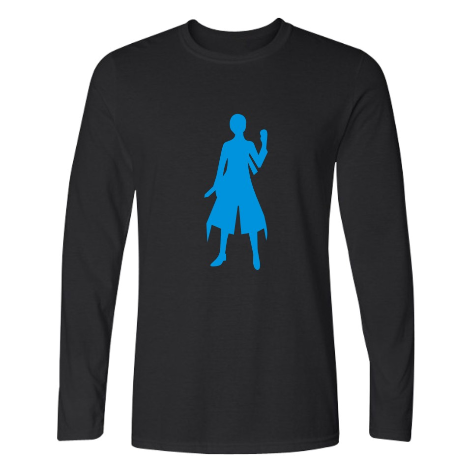 Plain black t shirt quality - Team Anime Pokemon Go Cartoon Simple Style T Shirt Long Sleeve For Men Spring Autumn
