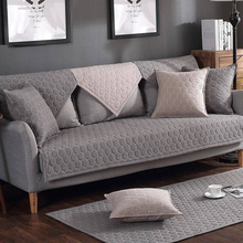 Machine Washable Universal Stretch Elastic Sofa Cover Slipcover Armchair Couch Pet Dog Cushion Mat Dirt-proof Sofa Protector