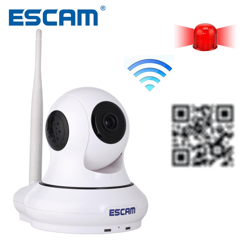 Escam Patron QF500 mini IP Camera Onvif HD 720P P2P Wirless Wifi Home Security CCTV Camera