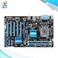 Para asus p5p41t original usado motherboard desktop para intel g41 soquete lga 775 para usb2.0 atx ddr3 8g sata2