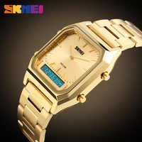 Reloj Casual de moda para mujer, reloj de pulsera de cuarzo, reloj deportivo, cronógrafo, reloj femenino a prueba de agua