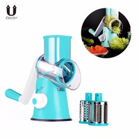 Uarter Multi functional Vegetable Chopper Practical Vegetable Cutter Vegetable Spiral Slicer for Cutting and Slicing