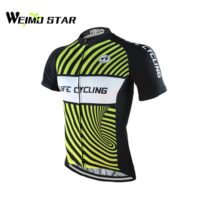 Men s Short Sleeve Cycling Jersey Racing Jersey Long Sleeve Mtb Bike Cycle  Jersey S-4XL d3150d19c