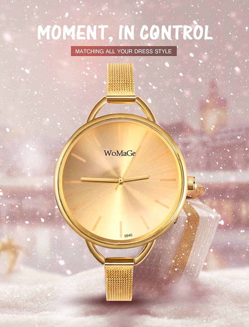 Fashion Ladies Wrist Watch