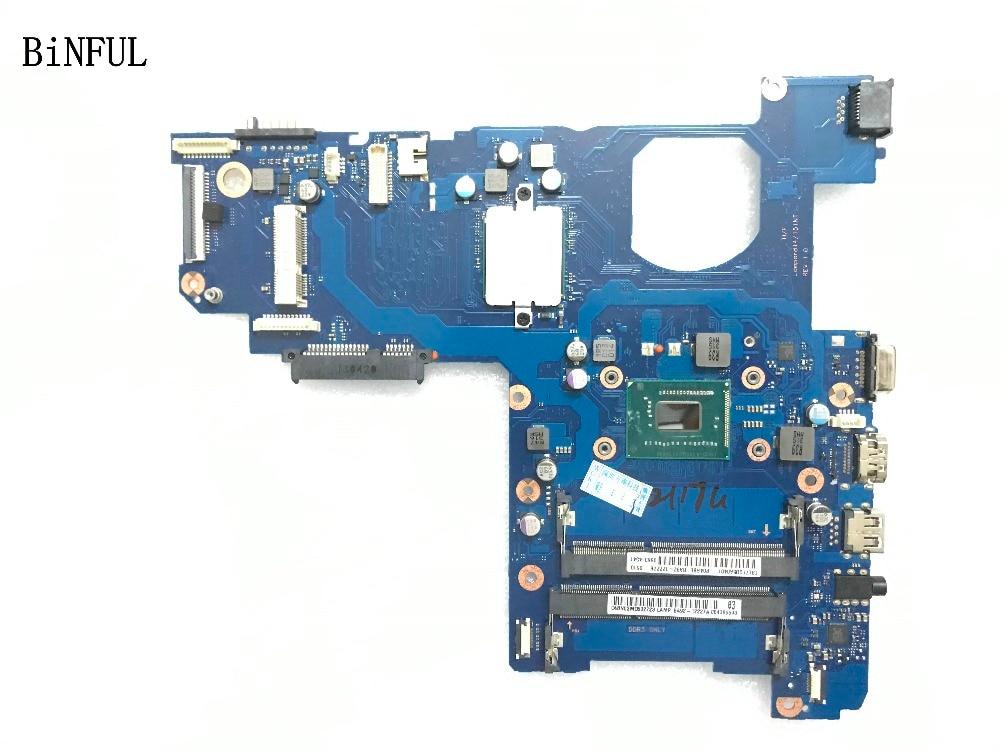 BiNFUL наличии, BA41 02206A для SAMSUNG NP270 NP270E5E Материнская плата ноутбука, Процессор i3 на плате (Квалифицированный ОК)