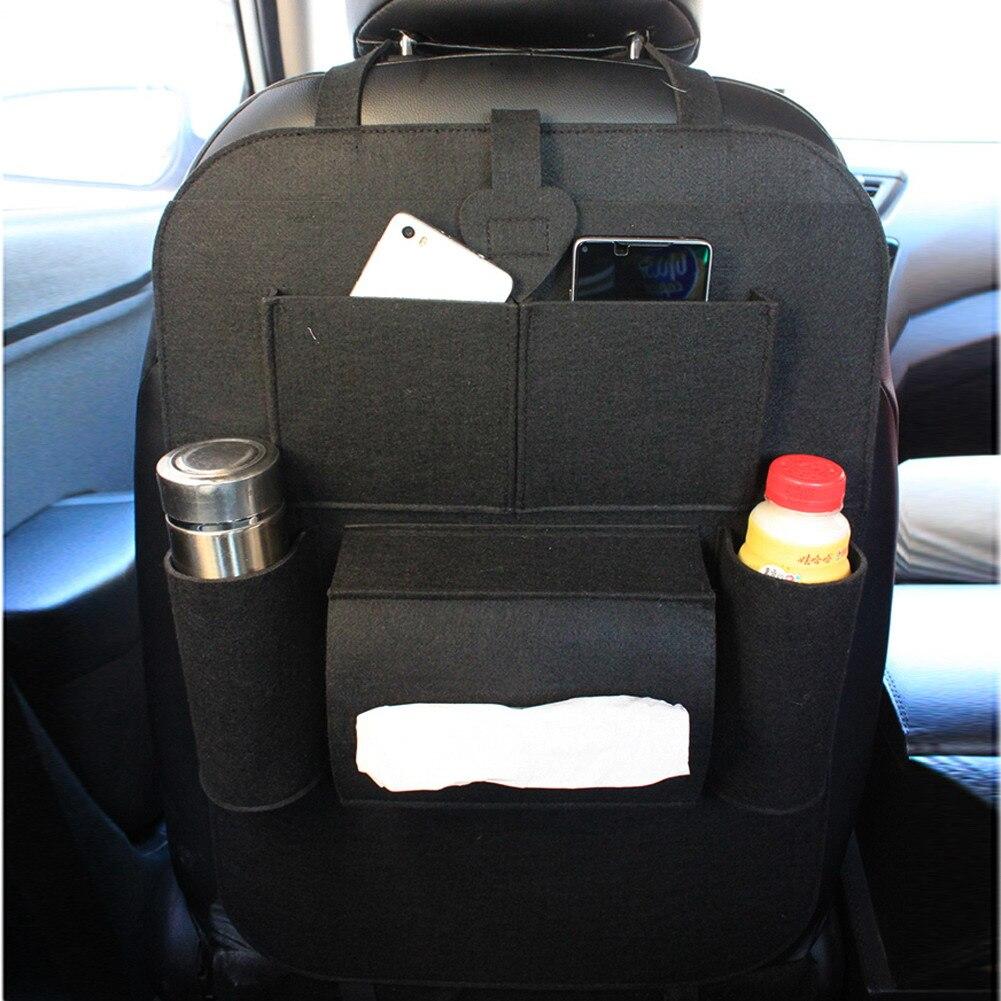 Universal Waterproof Car Organizer Back Seat Storage Bag Hanging ...
