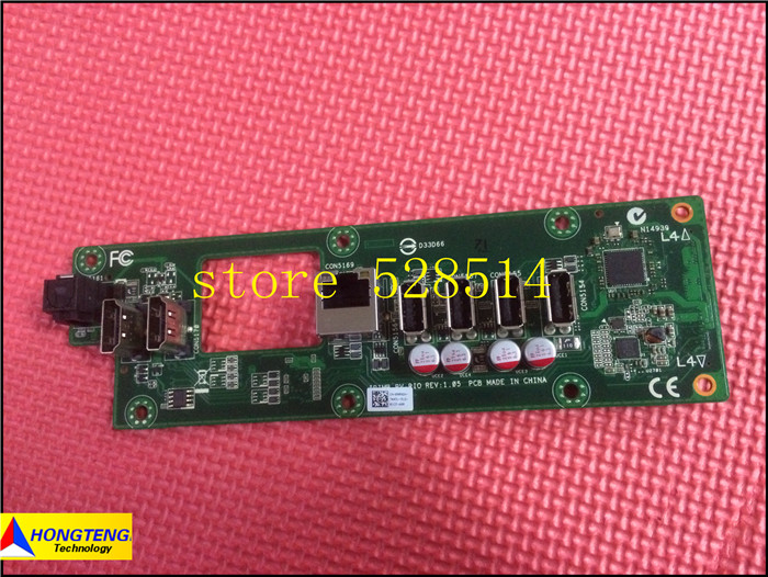 ФОТО Original USB Ethernet HDMI Board for Dell XPS One 2710 09R92H 9R92H CN-09R92H 100% Test ok+Free shipping