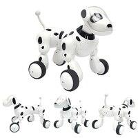 Dog Robot Dance Electronic Pet Music Intelligent Robot Dog 2.4G Wireless Remote Control Digital Pet Kids Toy Talking Toys Gifts