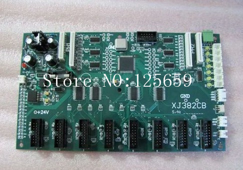 Printer part WIT-COLOR Ultra2000 Carriage Control Board 55ml aluminium sub tank printer part