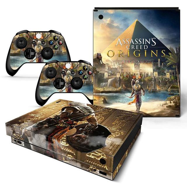 Assassin S Creed Xbox One X Skin Consoleskins Co