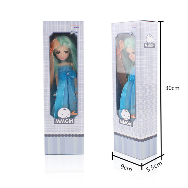 ICY blyth Xiaojing doll New Style Movable Joint Body Fashion High Quality Girls Plastic Classic Toys Best Gift bjd doll diy 4
