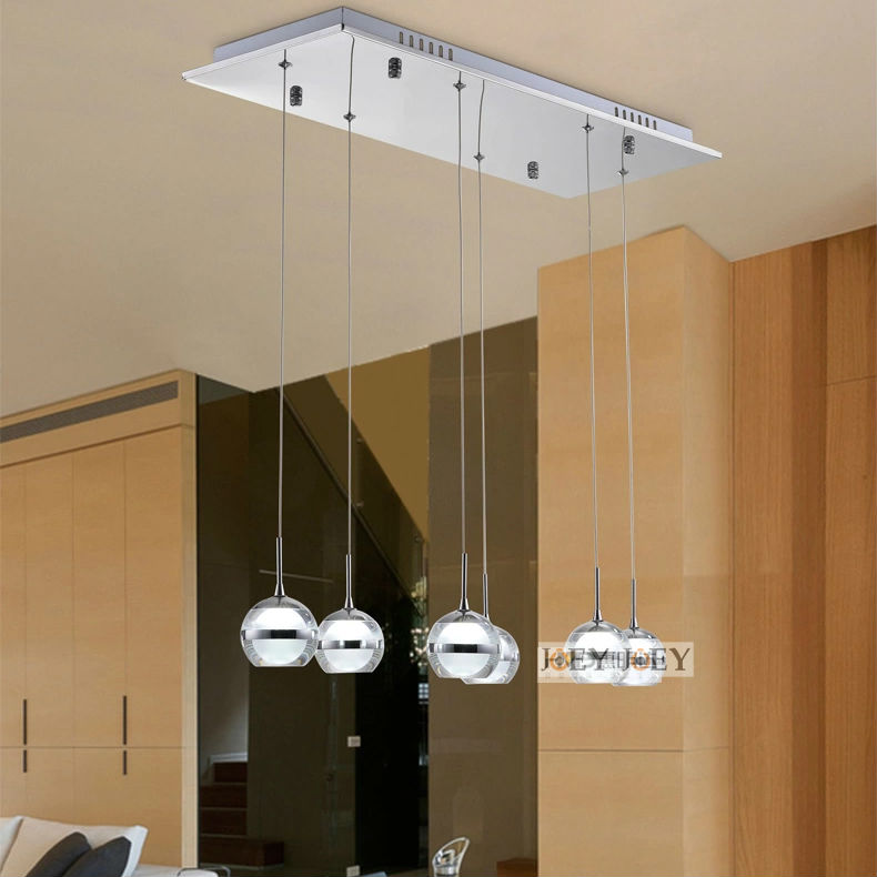 NEW 2014 30W LED Crystal Chandeliers Lights Modern Crystal Lamps Kitchen High Power Lights Auxiliary Light